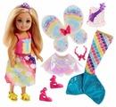Кукла Barbie Челси фея-русалка, FJD00