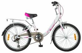 Подростковый горный (MTB) велосипед Novatrack Ancona 20 6 (2018)