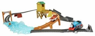 """Fisher-Price Стартовый набор """"Погоня за сокровищами"""", серия TrackMaster, CDB60"""