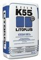 Клей для плитки и камня Litokol Litoplus K55 25 кг