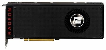 Видеокарта PowerColor Radeon RX Vega 64 8GB HBM2 [AXRX VEGA 64 8GBHBM2-3DH]