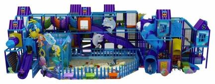 Спортивно-игровой комплекс Robotic Retailers 3042