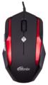 Мышь Ritmix ROM-307 Black-Red USB