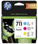 Набор картриджей HP P2V32A