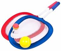 Игровой набор ABtoys Теннис и бадминтон (S-00106)