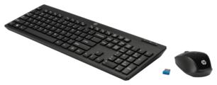 Клавиатура и мышь HP Z3Q63AA Black USB