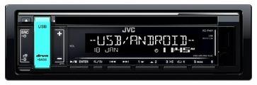Автомагнитола JVC KD-R491