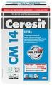 Клей для плитки и камня Ceresit CМ 14 Extra 25 кг