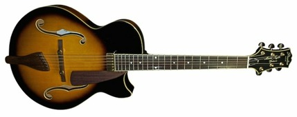 Полуакустическая гитара Peerless Martin Taylor 'Virtuoso'