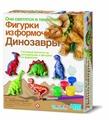 4M Фигурки из формочки - Динозавры (00-03514)