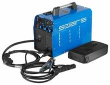 Сварочный аппарат Solaris MIG-203 (MIG/MAG, MMA)