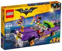 Конструктор LEGO The Batman Movie 70906 Пресловутый лоурайдер Джокера