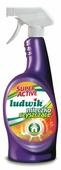 Чистящее молочко спрей super active – активная пена LUDWIK