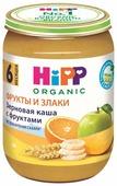 Каша HiPP безмолочная зерновая с фруктами (с 6 месяцев) 190 г