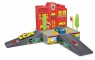 Dave Toy Игровой набор Пожарная станция 32018