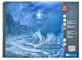 Альбом для пастелей Лилия Холдинг Aquamarine 48 х 36 см, 160 г/м², 54 л.