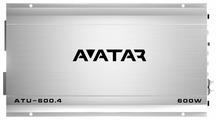 Автомобильный усилитель Avatar ATU-600.4