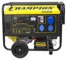 Бензиновый генератор CHAMPION GG6501E+ATS (5000 Вт)