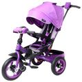 Трехколесный велосипед Moby Kids Leader 360° 12x10 AIR Car