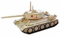 Сборная модель Чудо-Дерево Средний танк (P175)
