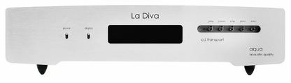 CD-транспорт Aqua - Acoustic Quality La Diva