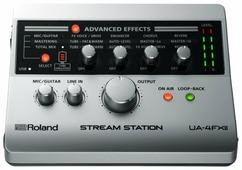 Внешняя звуковая карта Roland UA-4FX2