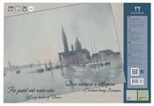 Планшет для пастели и акварели Лилия Холдинг Палаццо Соленый ветер Венеции 29.7 х 21 см (A4), 200 г/м², 20 л.