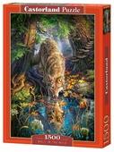Пазл Castorland Wolf in the Wild (C-151707), 1500 дет.