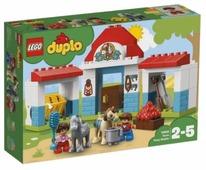 Конструктор LEGO Duplo 10868 Конюшня на ферме