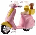 Barbie скутер (DVX56)