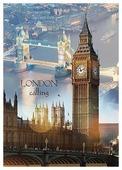 Пазл Trefl Лондон на рассвете (10395), 1000 дет.