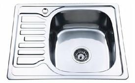 Врезная кухонная мойка Ledeme L65848-6R