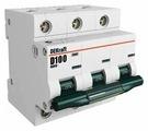 Автоматический выключатель DEKraft ВА-201 3P (C) 10kA