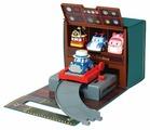Silverlit Игровой набор Robocar Poli Мастерская Уиллера 83247