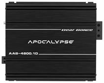 Автомобильный усилитель Alphard Apocalypse AAB-4800.1D