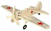Сборная модель Чудо-Дерево Истребитель шестнадцатый (80038)
