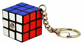 Головоломка Rubik's Брелок Мини-кубик Рубика 3х3 (КР1233)