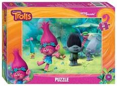 Пазл Step puzzle DreamWorks Trolls (81148), 60 дет.