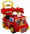 Каталка-толокар Ningbo Prince Toys Fire Engine (530W) со звуковыми эффектами