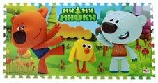 Коврик-пазл Играем вместе Мимимишки (FS-MIMI)