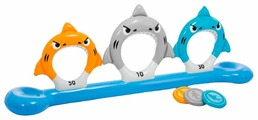 Мишень надувная Intex Акулы 57501