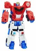 Трансформер Hasbro Transformers Оптимус Прайм и Стронгарм. Крэш-Комбайнер (Роботы под прикрытием) C0629