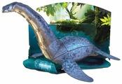 3D-пазл CubicFun Эра Динозавров Плезиозавр (P671h), 38 дет.