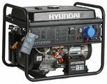 Бензиновый генератор Hyundai HHY 7000FE ATS (5000 Вт)