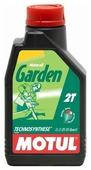 Масло для садовой техники Motul Garden 2T 1 л