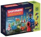 Магнитный конструктор Magformers Deluxe 710009 Супер