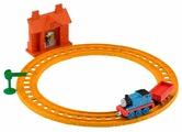 "Fisher-Price Стартовый набор ""Томас на станции Марон"", серия Collectible Railway, BHR92"