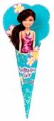 Кукла ABtoys Brilliance Fair в купальном костюме, 27 см, 250092