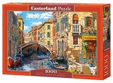 Пазл Castorland Reflections of Venice (C-103683), 1000 дет.