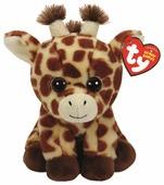 Мягкая игрушка TY Beanies Жираф Peaches 20 см